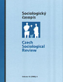 Sociologický časopis/Czech Sociological Review 6/2006